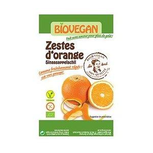 Biovegan Sinaasappelschillen geraspt 9g