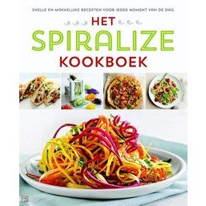 Karakter Uitgevers BV Het Spiralize Kookboek