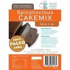 Spicyliscious Cakemix 167g