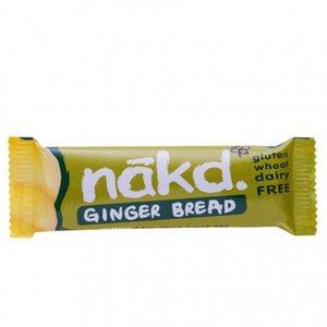 Nâkd Ginger Bread