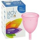De Menstruatiecup - Pink - maat L