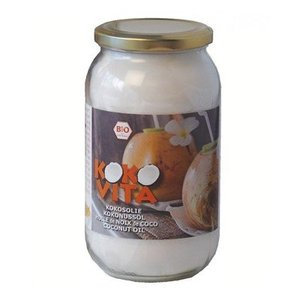 Kokovita Kokosolie Ontgeurd Virgin 1ltr