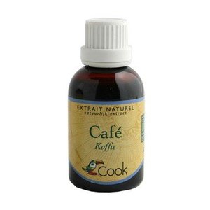 Cook Koffie extract 50ml - BIO
