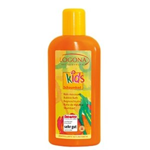 Logona Kids Badschuim 500ml