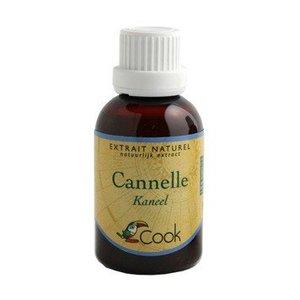 Cook Kaneel extract 50ml - UHD 01-10-2017