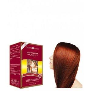 Surya Brasil Haarkleuring Henna Powder - Red