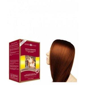 Surya Brasil Haarkleuring Henna Powder - Ash Brown