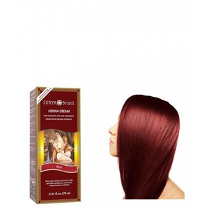 Surya Brasil Haarkleuring Henna Cream - Red - UHD 01-01-2018