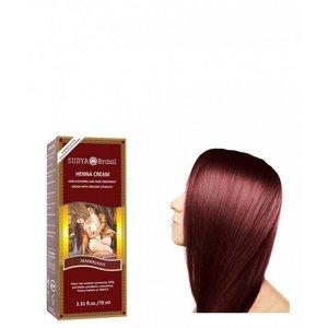 Surya Brasil Haarkleuring Henna Cream - Mahogany