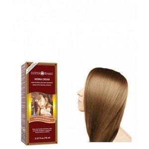 Surya Brasil Haarkleuring Henna Cream - Golden Blonde