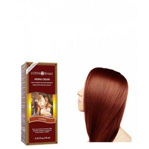 Surya Brasil Haarkleuring Henna Cream - Copper