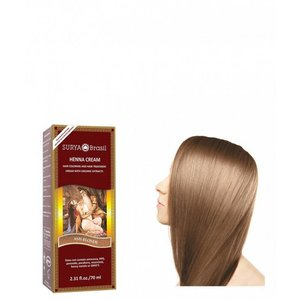 Surya Brasil Haarkleuring Henna Cream - Ash Blonde