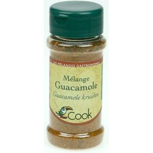 Cook Guacamole kruiden 45g - BIO