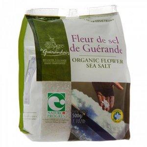 Le Guèrandais Fleur de Sel culinair Keltisch zeezout 500g - Fijn