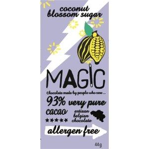 Magic 93% Pure Belgische Chocolade 44g - UHD 11-02-2019