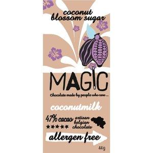Magic Coco Loco 47% met Kokosmelkpoeder 44g - UHD 27-12-2017