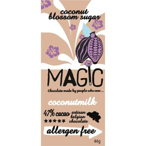 Magic Coco Loco 47% met Kokosmelkpoeder 44g