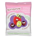 Scrummies Strawberry (aardbei) 20g