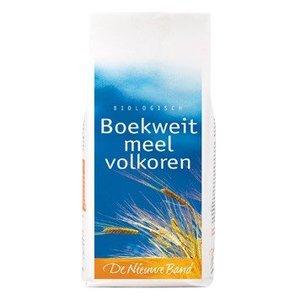 De Nieuwe Band Boekweitmeel 500g - BIO