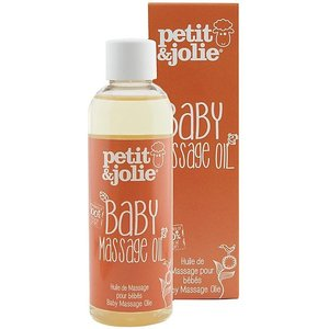 Petit & Jolie Baby Massage Olie 100ml