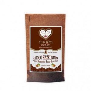 CHOCOdelic Choco Hazelnuts 100g