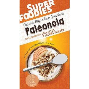 SuperFoodies Paleonola apple-cinnamon ontbijtmix 200 gram - UHD 01-12-2017