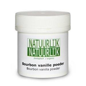 NatuurlijkNatuurlijk Bourbon Vanille poeder - 50g