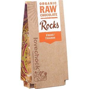 Lovechock Rocks Almond / Cinnamon 80g