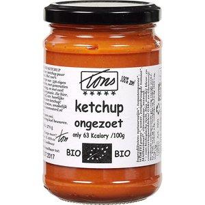 Ton´s Ketchup ongezoet 270 gram