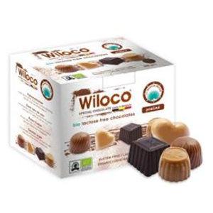 Wiloco Belgische Bonbons met Pralinevulling 250g