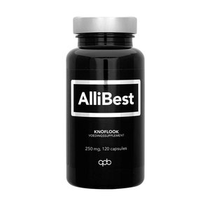 AlliBest Knoflookcapsules Allicine 120 caps. 250mg