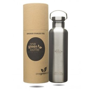 One Green Bottle THERMOS 800ml met RVS cap