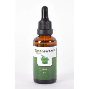 Greensweet-stevia Vloeibare Stevia 50ml Appel