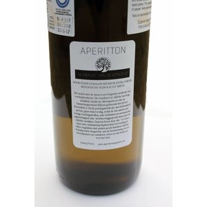 Aperitton Olijfolie premium extra virgin 500ml