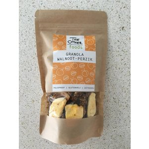 The Other Foods Granola Walnoot-Perzik 125g