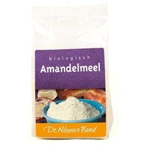 De Nieuwe Band Amandelmeel 100g - BIO