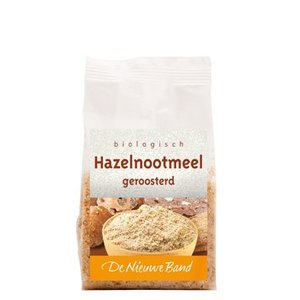 De Nieuwe Band Hazelnootmeel (geroosterd) 100g