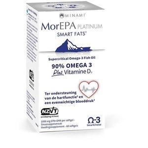 Minami MorEPA Platinum 60 softgels