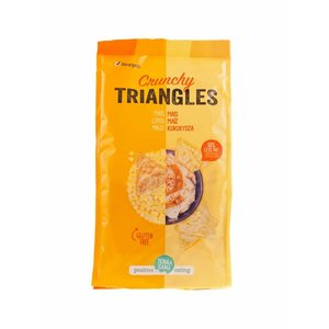 Terrasana Cruncy Triangles Maïs - 90g