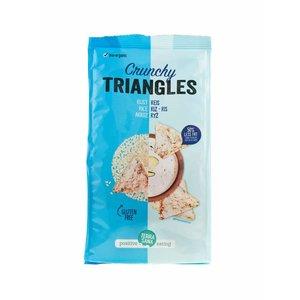 Terrasana Crunchy Triangles Rijst - 90g