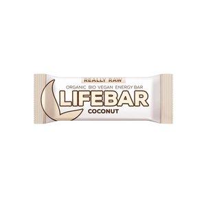 LifeFood Lifebar Kokos RAW & BIO - 47g