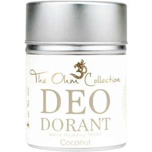 The Ohm Collection Deodorant Poeder - Kokos 120g