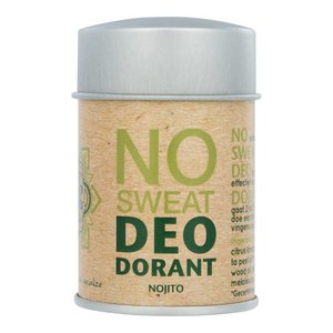 The Ohm Collection Deodorant No Sweat - Nojito 60gr