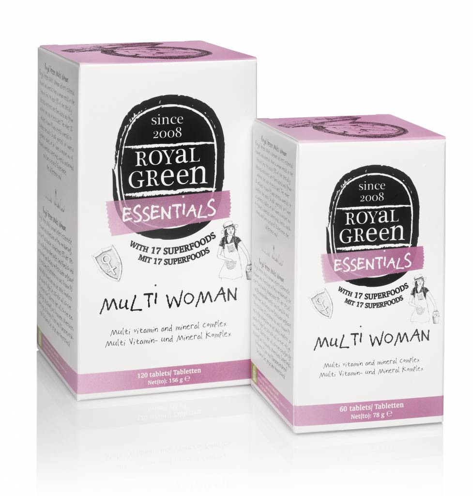 Royal Green Multi Woman Multivitamine