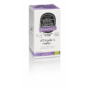 Royal Green Vitamine C complex BIO - 60 vegicaps