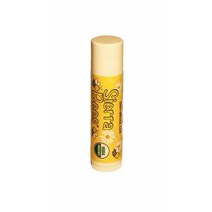 Sierra Bees Lippenbalsem bijenwas - Creme Brulee