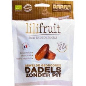 Lilifruit Gewelde dadels 150gr