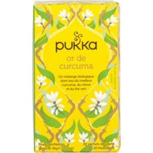 Pukka Turmeric gold - kruidenthee