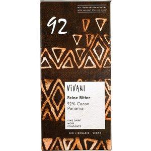 Vivani Chocoladereep Vivani 92%