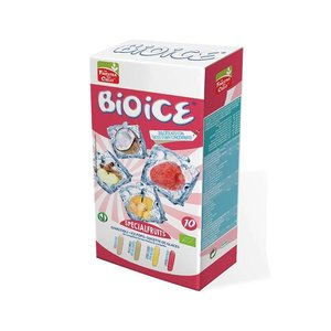 Finestra Cielo Bio ice organic ice pops special fruits 10 x 40 ml